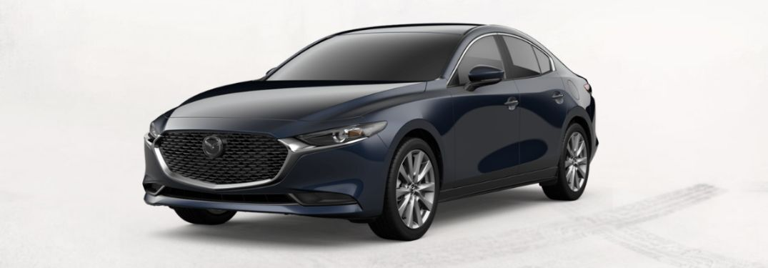 2019 Mazda3 Sedan with Select Package