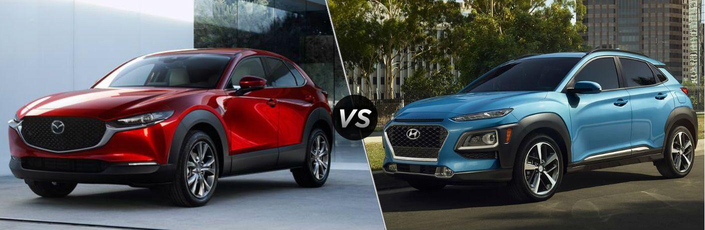 2020 Mazda CX-30 vs 2020 Hyundai Kona