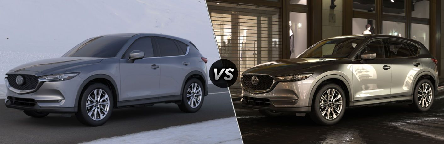2020 Mazda CX-5 vs 2019 Mazda CX-5