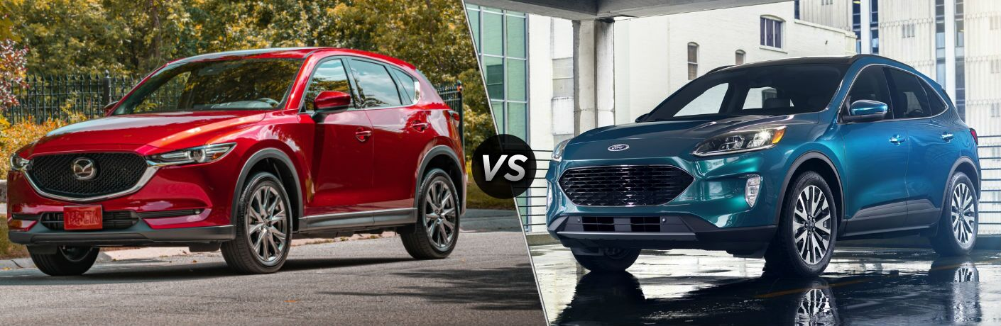 2020 Mazda CX-5 vs 2020 Ford Escape