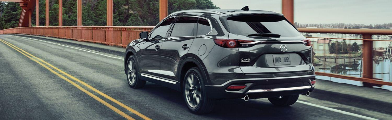 2020 Mazda CX-9 on road