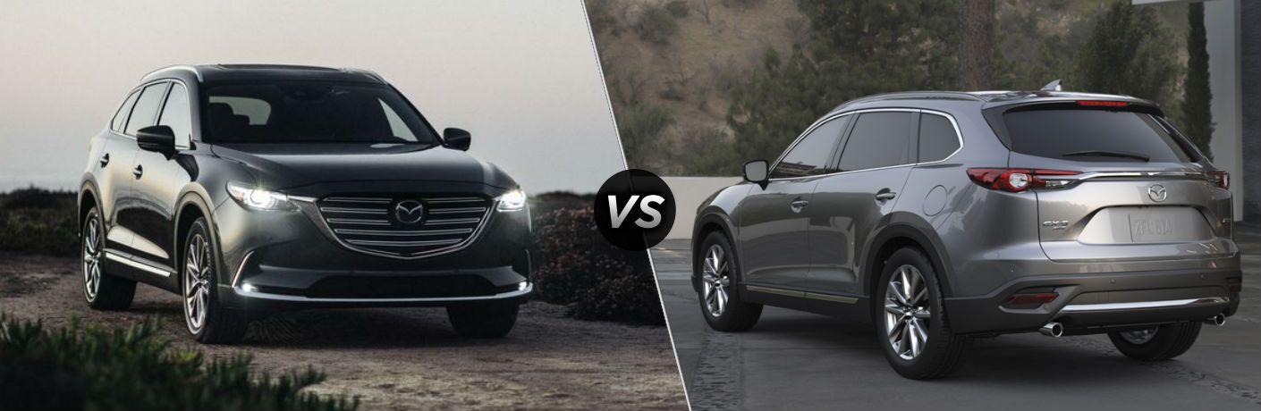 2020 Mazda CX-9 vs 2019 Mazda CX-9