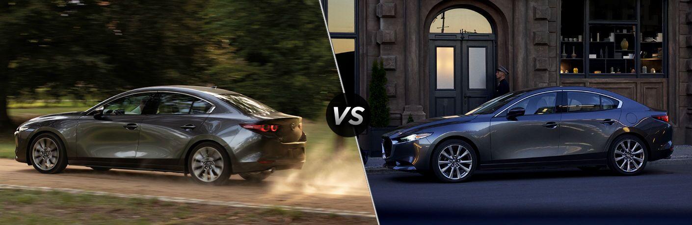 2020 Mazda3 vs 2019 Mazda3