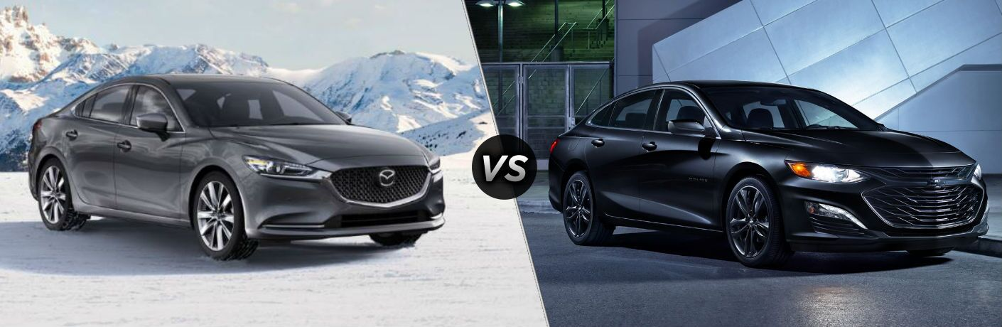 2020 Mazda6 vs 2020 Chevy Malibu