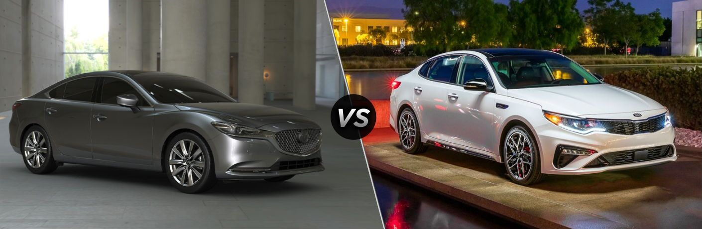 2020 Mazda6 vs 2020 Kia Optima