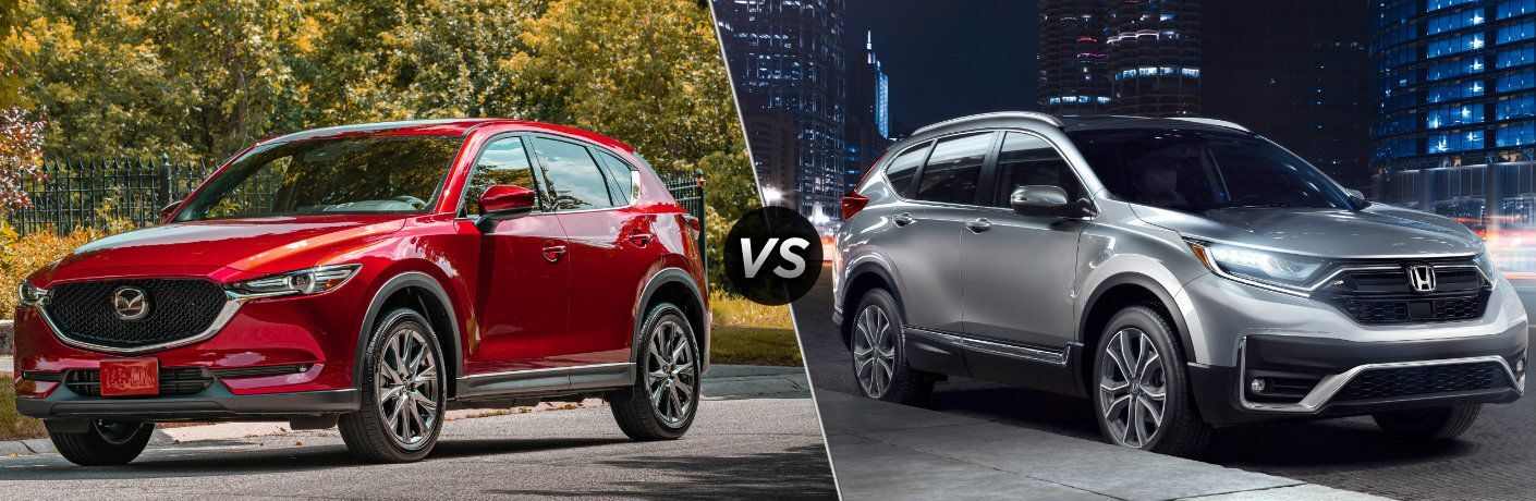 2020 Mazda CX-5 vs 2020 Honda CR-V