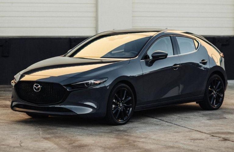2021 Mazda3 hatchback exterior styling