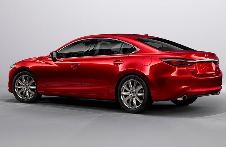 2021 Mazda6 exterior design