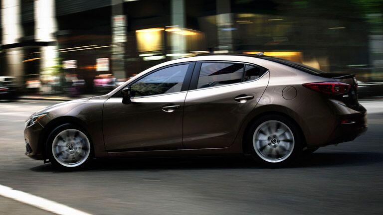 2014 Mazda3 vs. 2014 Toyota Corolla
