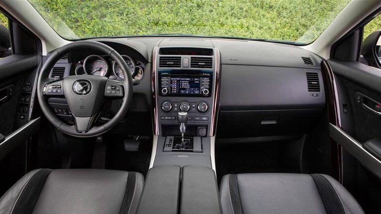 2013 Mazda CX-9 vs 2013 Honda Pilot