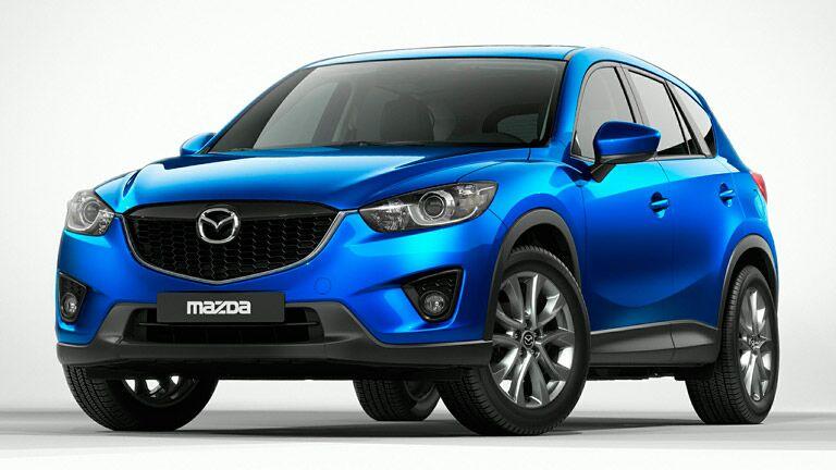2014 Mazda CX-5 vs. 2014 Toyota Rav4