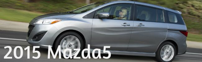 2015 Mazda 5 learn more