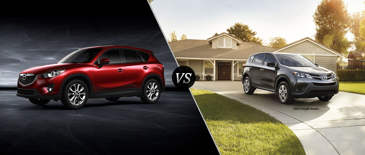 2015 Mazda CX-5 vs 2015 Toyota Rav4