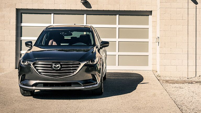 2016 Mazda CX-9 features and options