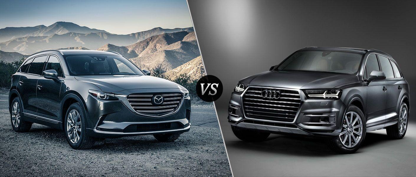 2016 Mazda CX-9 vs 2016 Audi Q5