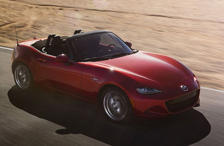 New Mazda Miata performance specs Dayton OH