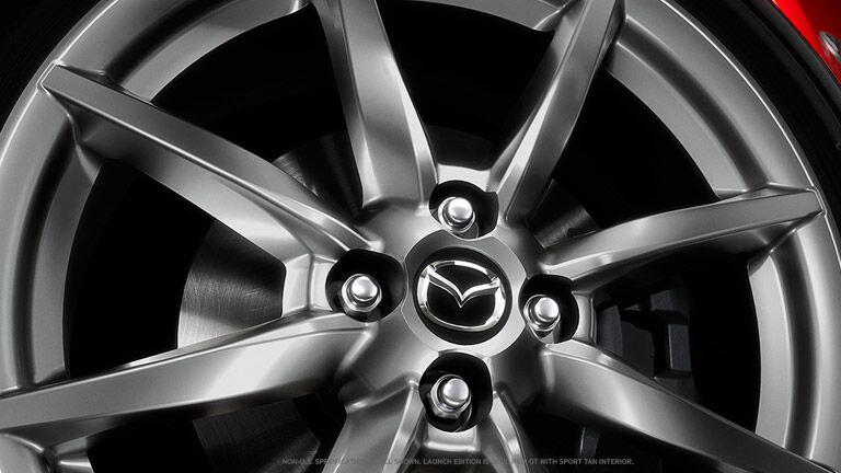 2016 Mazda Miata wheel