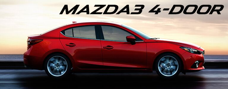 2016 Mazda3 review and info