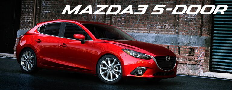 2016 Mazda 3 features and options