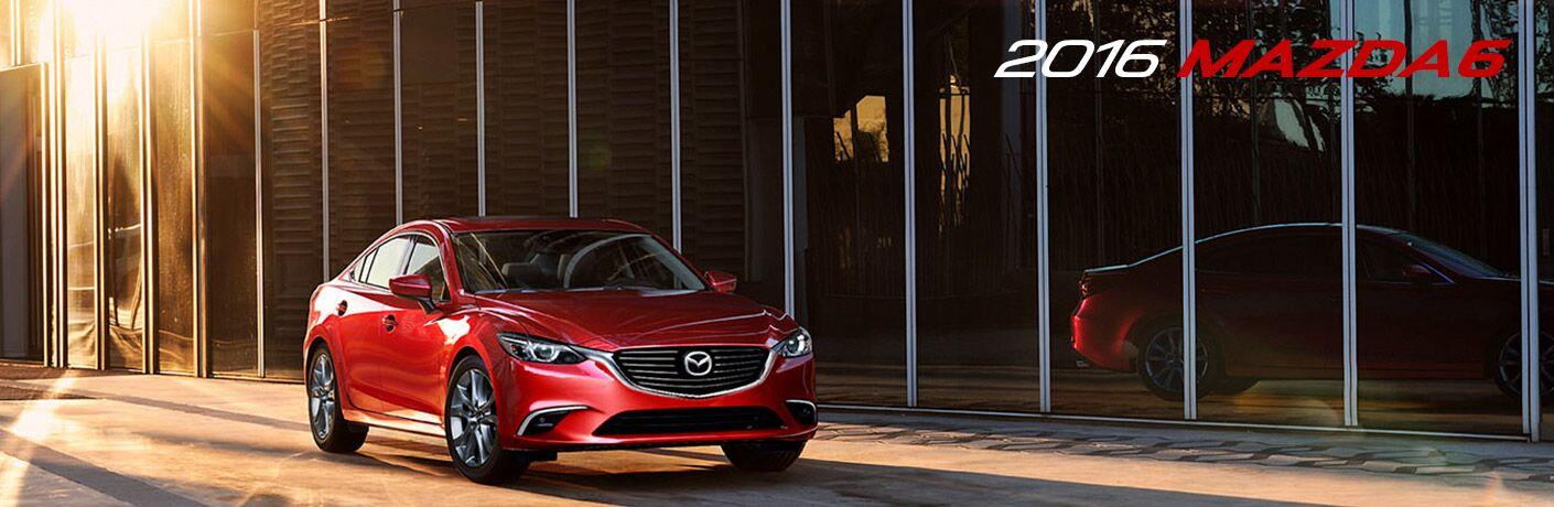 2016 Mazda 6 Dayton OH