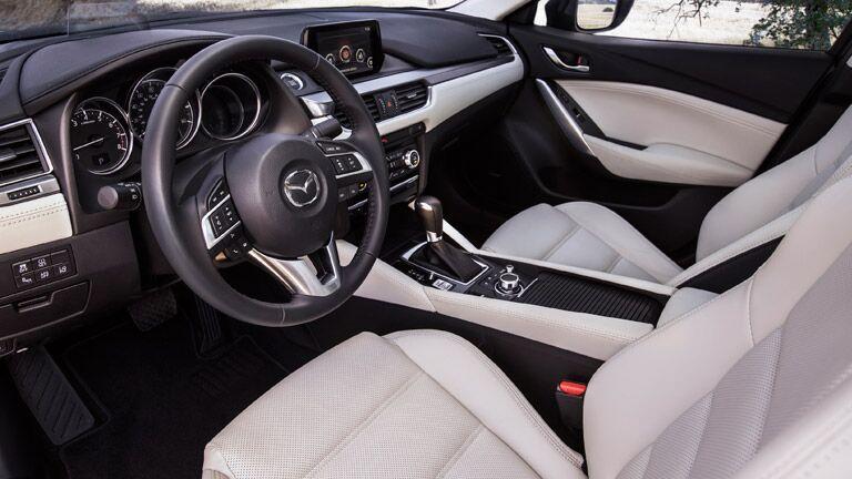 2016 Mazda6 interior Dayton OH