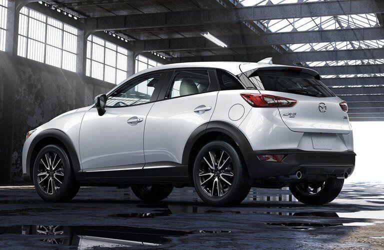 2017 Mazda CX-3 trim levels
