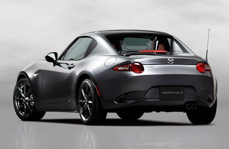 2017 Mazda MX-5 Miata RF rear view