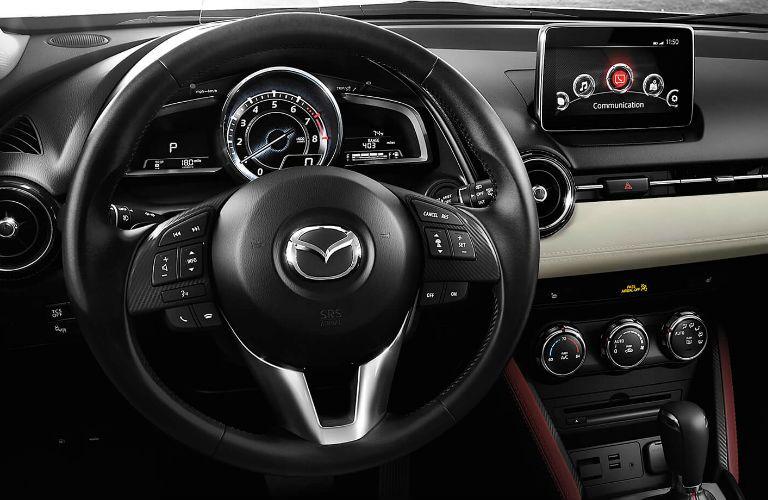 2017 Mazda CX-3 features