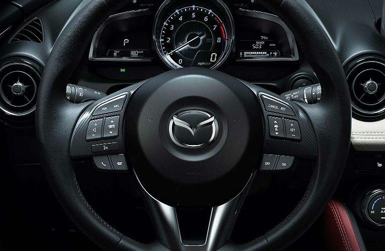 2017 Mazda CX-3 technology