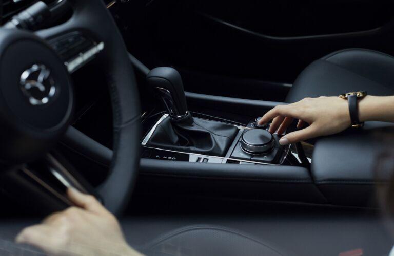 Shift knob for the 2019 Mazda6
