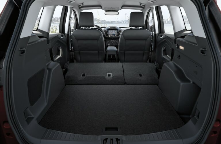 Cargo Area of 2019 Ford Escape