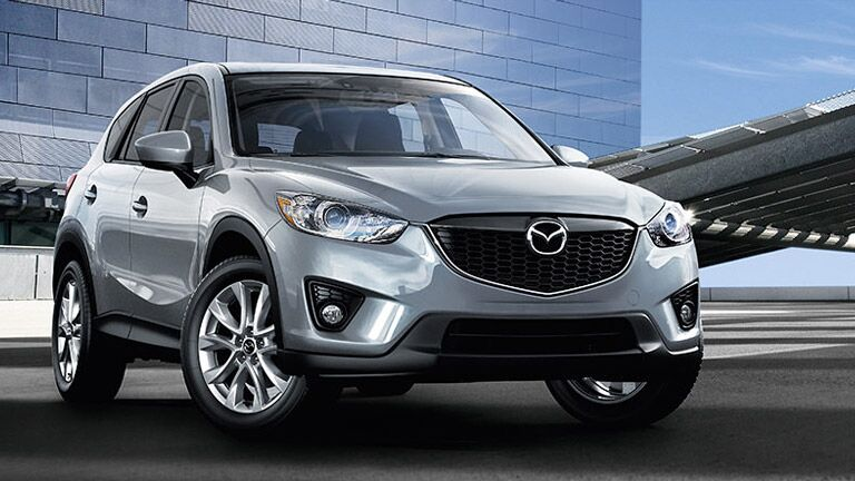 2015 Mazda Cx 5 Vs 2015 Chevy Trax