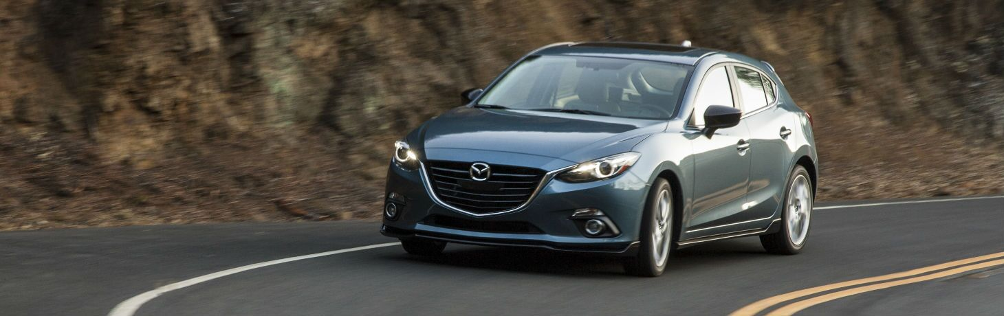 Compare mazda3 trims