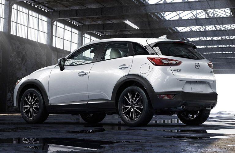 White 2017 Mazda CX-3