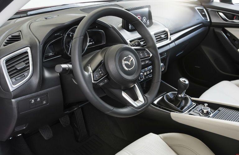 2017 Mazda3 Sport MAZDA CONNECT™