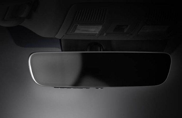 2018 Mazda3 4-Door Rearview Mirror