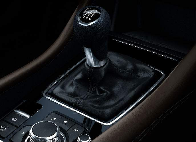 2018 Mazda6 Center Console Shifter