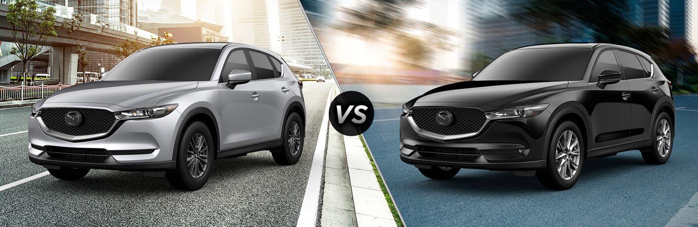 2019 Mazda CX-5 Touring vs Grand Touring