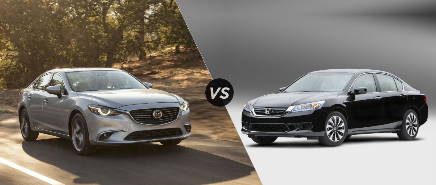 ... Vs 2015 Honda Accord Hybrid. 2016 Mazda 6 In Birmingham AL