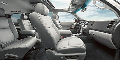 New 2017 Toyota Sequoia Platinum Burlington Nc