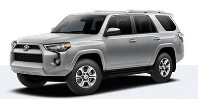 New 2017 Toyota 4Runner SR5 Burlington NC