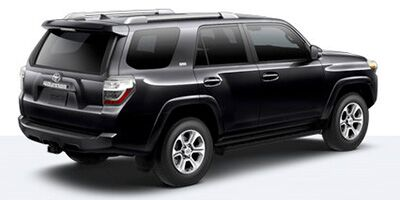 New 2017 Toyota 4Runner SR5 Premium Burlington NC