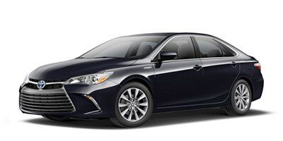 New Toyota Camry Hybrid Burlington NC