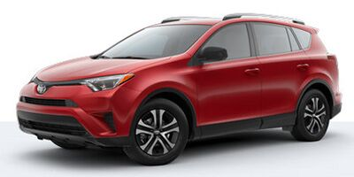 New 2017 Toyota Rav4 Base Trim Burlington NC