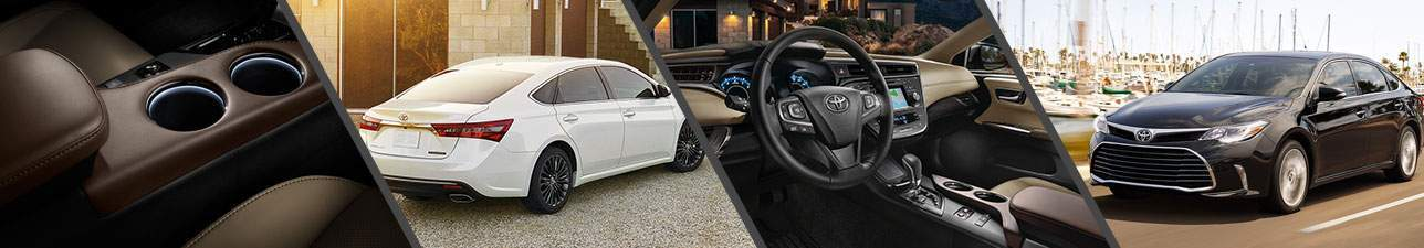 New 2018 Toyota Avalon Hybrid for Sale | Burlington, NC