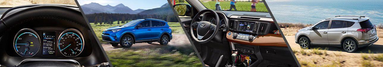 New 2018 Toyota RAV4 Hybrid for Sale | Burlington, NC