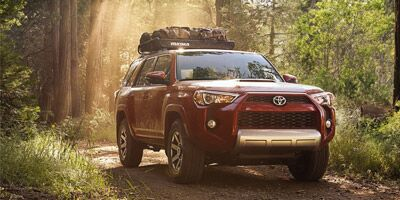 New Toyota 4Runner Burlington NC