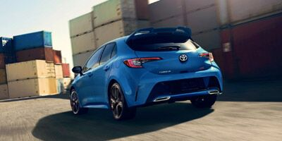 New Toyota Corolla Hatchback Burlington NC