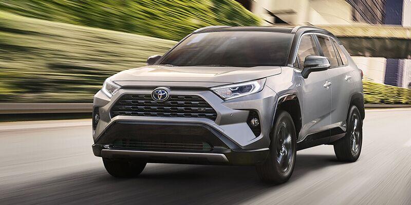 New Toyota Rav4 Hybrid Burlington NC