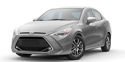 New Toyota Yaris Burlington NC